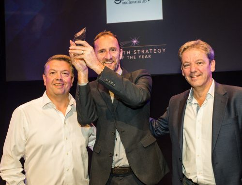 Top award for industry leader