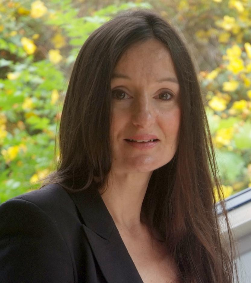 Geraldine Bolton – Chief Executive